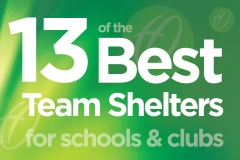 13 of The Best Shelters for Schools and Clubs