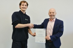 The Apprenticeship Scheme Has Been Successful Once Again at Harrod UK