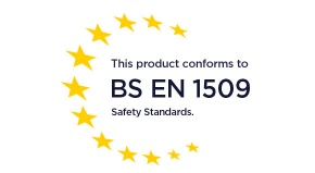 Independently Tested to BS EN 1509