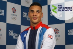 Suffolk Olympic boxer Anthony Ogogo joins RHF judging panel