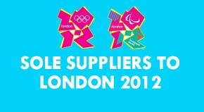 Sole Suppliers to the London 2012 Olympics