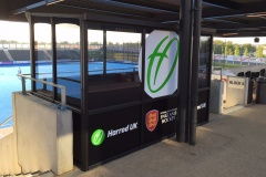Innovation at Lee Valley Hockey and Tennis Centre
