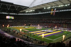 The NFL International series 2017: America's Game, a new UK tradition