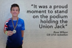 Harrod Sport helps Suffolk teen compete for Great Britain