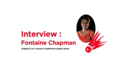 Fontaine Chapman: Interview