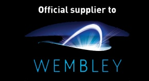 Official Suppliers to Wembley