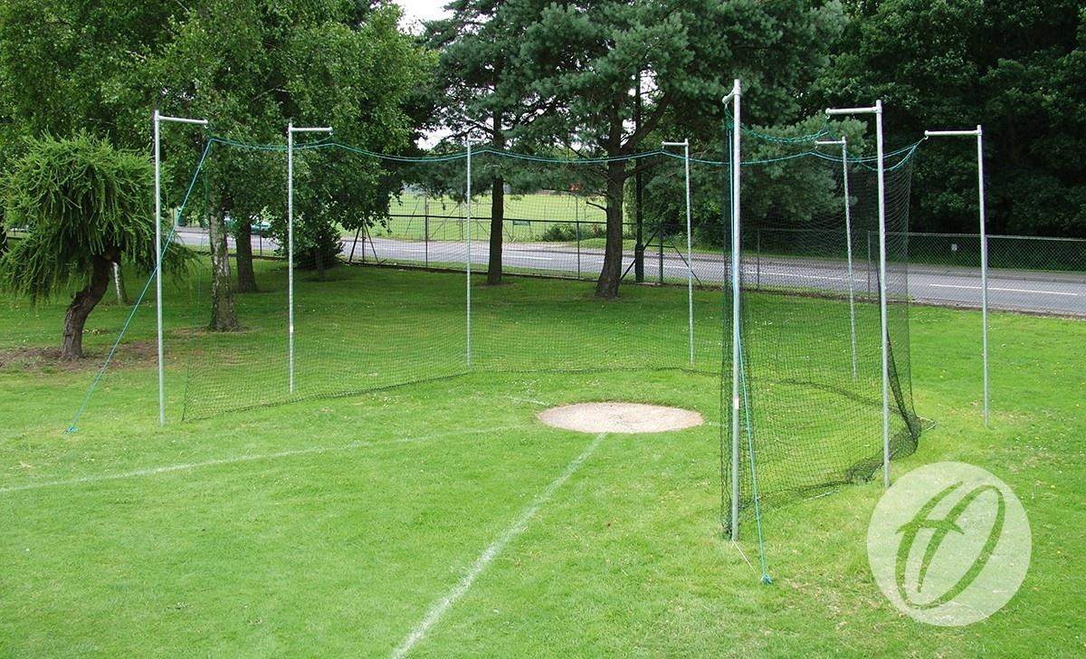 Practice Discus Cage Net Harrod Uk