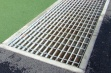 Galvanised Foot Grate 1830mm