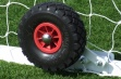 Flip-over Wheels for Freestanding Steel Goals