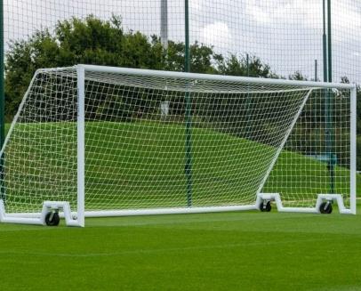 Football Goal Posts Aluminium Steel Pvc Harrod Sport Harrod Sport