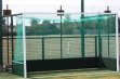 Fence Folding Hockey Goal - 2.1m to 2.5m Proj.