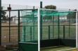 Fence Folding Hockey Goal - 3.3m to 4.8m Proj.