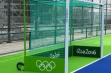 Rio 2016 Integral Weighted Hockey Goal