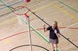 Colourmix Freestanding Netball Post 10mm Ring