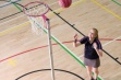 Pink Netball Posts - Freestanding, 10mm Ring