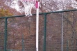Pink Netball Posts - Socketed, 10mm Ring