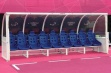 Superior Team Shelter - 4m Blue Seats Socketed