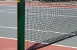 Aluminium 80mm Square Tennis Posts