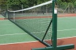 Steel Freestanding Practice Tennis Posts
