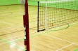 Floor Fixed Competition Volleyball Posts