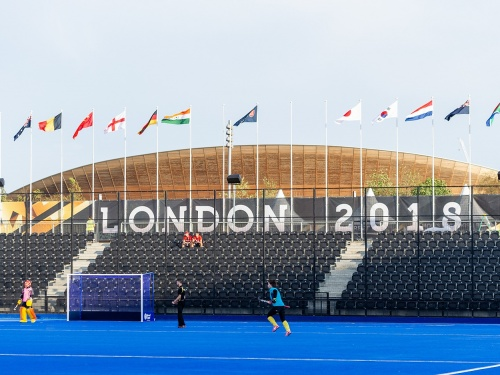 Vitality Hockey Women's World Cup 2018